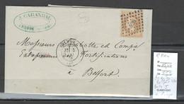 France  - PC Du GC 420 - Belfort - Haut Rhin - Boite J Identifiée De Roppe - 05/70 - 1849-1876: Periodo Clásico
