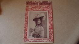 LA COMEDIE FRANCAISE, Programme Artistique , 1902 - Programas