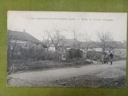 LA VILLENEUVE-AU-CHENE (Aube) - Docks De L'Union Française. - Autres Communes