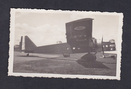 Photo Originale Snapshot Aviation Militaire Avion  Bloch MB 210 Du Groupe De Bombardement  GB I / 21 (43483) - Aviazione