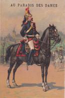 AU PARADIS DES DAMES, Militaria, Cavalerie - Sonstige