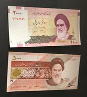 6 Iran Islamic Republic To 1000000 UNC Mint Condition See Photos - Iran