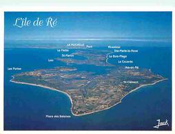17 - Ile De Ré - Vue Générale Aérienne - Carte Neuve - CPM - Voir Scans Recto-Verso - Ile De Ré