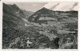 PUSSY (73.Savoie) Environs De Notre-Dame De Briançon. La Cascade. Le Mont Bellachat - Andere Gemeenten