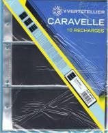 10 RECHARGES CARAVELLE Billets 3 Poches Ref. 26023 - Matériel