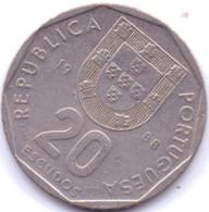 PORTUGAL 20 ESCUDOS 1988 - Portugal