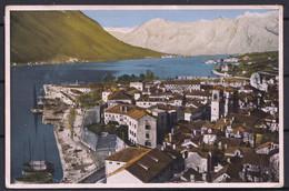 MONTENEGRO  ,  KOTOR  ,  OLD   POSTCARD - Montenegro
