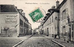PONT SUR SEINE - La Grande Rue - Autres Communes