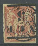 Nouvelle Caledonie (1883) N 6A (o) - Usados