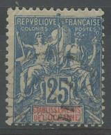 Nouvelle Caledonie (1900) N 62 (o) - Usados