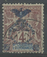Nouvelle Caledonie (1903) N 69 (o) - Usados