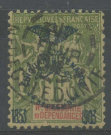 Nouvelle Caledonie (1903) N 80 (o) - Usados