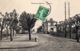 PONT SUR SEINE - La Gare - Autres Communes