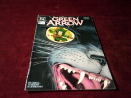 GREEN  ARROW    N° 14 JAN 1989 - DC