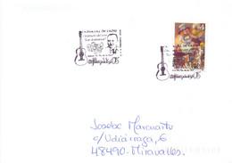 ESPANA CARNIVAL COVER CENTENARIO DEL CORO 2005   (SETT200667) - Carnival