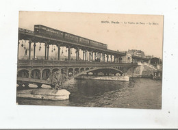 PARIS 3079 LE VIADUC DE PASSY LE METRO  1910 - Métro Parisien, Gares