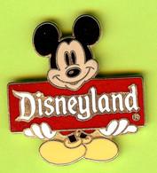 Pin's BD Disney Mickey Disneyland - 1E01 - Disney
