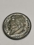 10 Pfennig, Stadt Bonn 1920 - [ 2] 1871-1918: Deutsches Kaiserreich