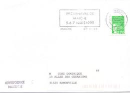 FRANCE CARNAVAL MAICHE 1999  COVER   (SETT200678) - Carnival