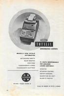 Totalia Lagomarsino. Addizionatrice Scrivente. Advertising 1953 - Prenten & Gravure