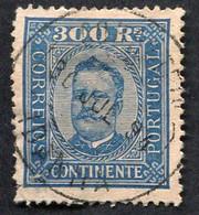 Portugal N°77 Oblitéré, Qualité Beau - 1892-1898 : D.Carlos I