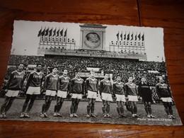PHOTO CARTONNEE MIROIR SPRINT EQUIPE DE FRANCE De FOOTBALL - Soccer