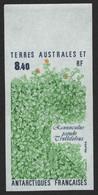 TAAF 1990 - Mi-Nr. 266 U ** - MNH - Ungez / Imp - Pflanzen / Plants - Geschnitten, Drukprobe Und Abarten