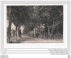 CPA - St-parres-les-vaudes - (10 Aube) - Entrée Du Pays Venant De Bar Sur Sein - (ref 735) - Autres Communes
