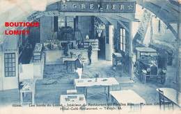 45 Les Bords Du Loiret Hotel Café Restaurant Du Pavillon Bleu Maison Grenier Voiture Auto Automobile Olivet - Other Municipalities