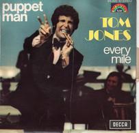Disque - Tom Jones - Puppet Man - DECCA 84.003 - France 1971 - - Rock