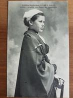 Coiffe Du Pays De Lamballe.coiffe Costume Breton.édition Hamonic 2571 - Ohne Zuordnung
