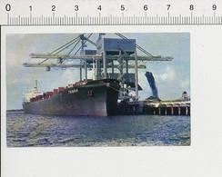 Image Usine D'Ijmuiden (Pays-bas) Minéralier THARA Bateau De Minerai De Fer Cargo Ship Norway ??  16/7-IM - Zonder Classificatie