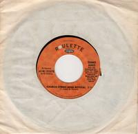 Disque - Tommy James - Church Street Soul Revival - Roulette 45 VR.195070 - France 1977 - Rock