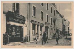 38 - VILLARS DE LANS - NOUVEL HOTEL - Vienne