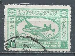 Arabie Saoudite Poste Aérienne YT N°1 Avion De Ligne Ambassador Oblitéré ° - Saudi Arabia