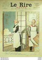 """REVUE """"LE RIRE ROUGE""""-1915- 35-ZEPPELIN-FAIVRE,WEGENER,RODIBA,ROUSSAU,LE PETIT - 1900 - 1949"""