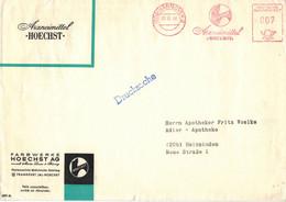 [A4] Hoechst Arzneimittel - 20a Hannover 1961 - Drucksache - Geneeskunde