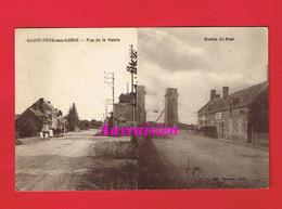 45 Loiret SAINT PERE SUR LOIRE Rue De La Mairie Entrée Du Pont - Other Municipalities