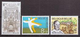BELGIE 1978  (2) * Nr 1918/20 * Postfris Xx * ONDER DE POSTPRIJS - Bélgica