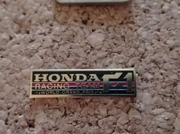PINS FORMULE F1 HONDA RACING TEAM WORLD GRAND PRIX - F1