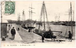 22 PAIMPOL - Le Bassin à Flot - Paimpol