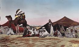 SCENES ET TYPES - Campement De Nomades - Escenas & Tipos