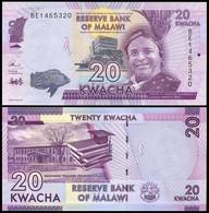 Malawi - 20 Kwacha 2016 UNC Lemberg-Zp - Malawi