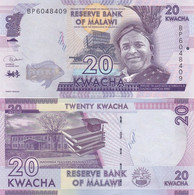 Malawi - 20 Kwacha 2019 UNC P. 63c Lemberg-Zp - Malawi