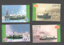 HONG KONG 1998:Michel 838IA-41Amnh** - Unused Stamps