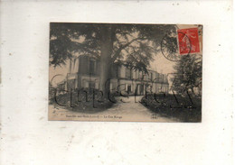 """Neuville-aux-Bois (45) : La Villa """"Le Cas Rouge"""" En 1912 (ETAT) PF - Other Municipalities"""