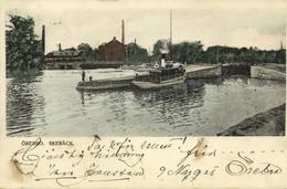 Sweden, ÖREBRO, Skebäck, Steam Boat (1905) Postcard - Suecia