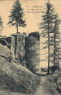 Laroche, Le Vieux Château Entrée De L'esplanade (pk70456) - La-Roche-en-Ardenne