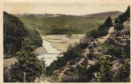 Laroche, Pont Du Vicinal Et Village De Cielle (pk70457) - La-Roche-en-Ardenne