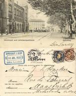 Sweden, GÖTEBORG, Jerntorget Med Arbetareinstitutet (1903) Postcard - Suecia